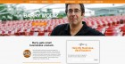 Barry Moltz Responsive WordPress Design